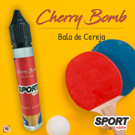 Juice Cherry Bomb (Bala de Cereja)