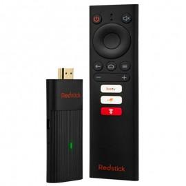 Redstick 2 4K Full HD Wi-Fi Iptv com Comando de Voz