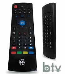 Controle BTV Air Mouse 2.4 Ghz