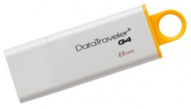 Pen Drive 8gb Kingston Usb3.1 Data Traveler Dtig4/8gb Bc/am