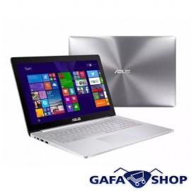 ASUS ZENBOOK PRO UX501VW UHD GTX 2GB SSD 500GB M2 16GB RAM