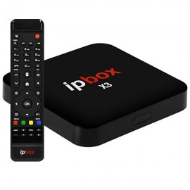 ipbox X3 Full HD 4K Wi-Fi IPTV