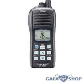 Radio Maritimo IC-M34 Icom  - VHF Portátil HT Flutuante