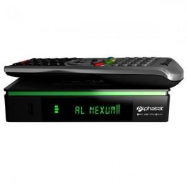 ALPHASAT NEXUM / WI-FI / IKS-SKS-IPTV / 3 TUNERS / KVM / ACM