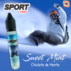 Juice Sweet Mint (Chiclete de Menta)