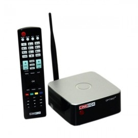 Cinebox Optimo + Plus / WI-FI / Óculos 3D / IPTV IKS SKS - ACM