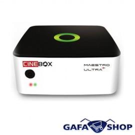 CINEBOX MAESTRO ULTRA +