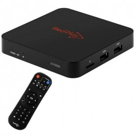 Receptor Red Play - Ultra Hd 4k Wifi Iptv