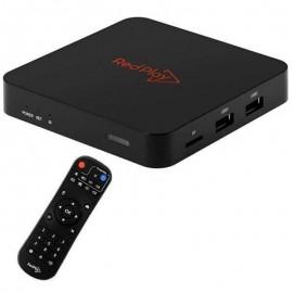 Receptor Red Play - Ultra Hd 4k Wifi Iptv