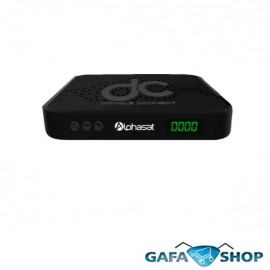 RECEPTOR ALPHASAT DONGLE CONECT - (RECEPTOR CS + DONGLE ACM)