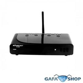 Receptor Globalsat GS-280 Ultra HD Wi-Fi ACM