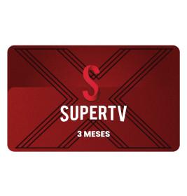 supertv 3 meses