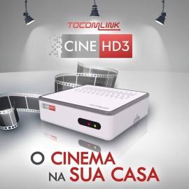 Tocomlink Cine HD 3 Wi-Fi ACM