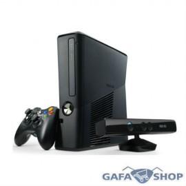 Xbox 360 Slim 4gb + Sensor Kinect - Destravado