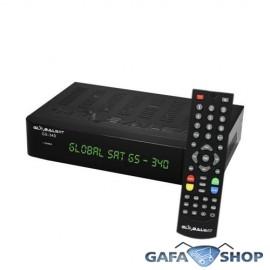 GLOBALSAT GS-340 HD 3 Tuner